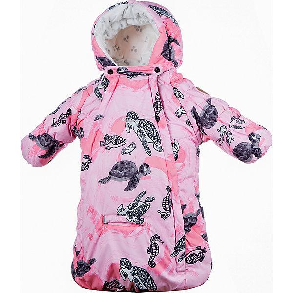 Купить Спальный мешок ZIPPY HUPPA, Эстония, розовый, 62, 68, 56, Унисекс