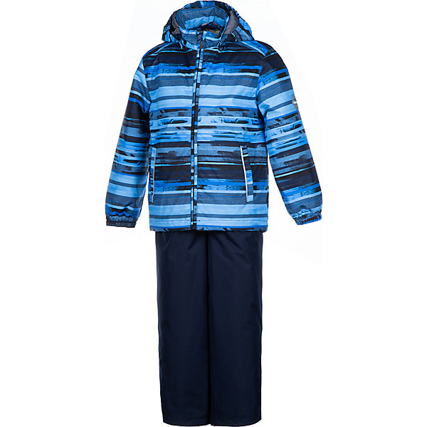 Huppa Комплект Yoko: куртка и полукомбинезон