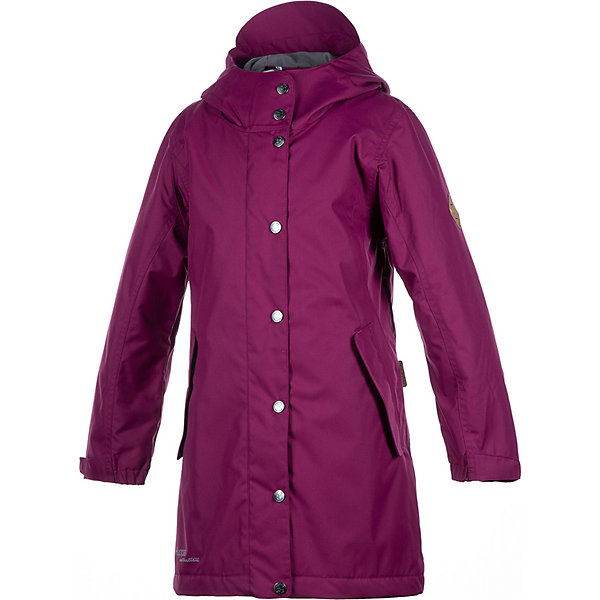 Купить Куртка JANELLE HUPPA для девочки, Эстония, бордовый, 146, 164/170, 158/164, 152, 170/176, 128, 134, 140, Женский
