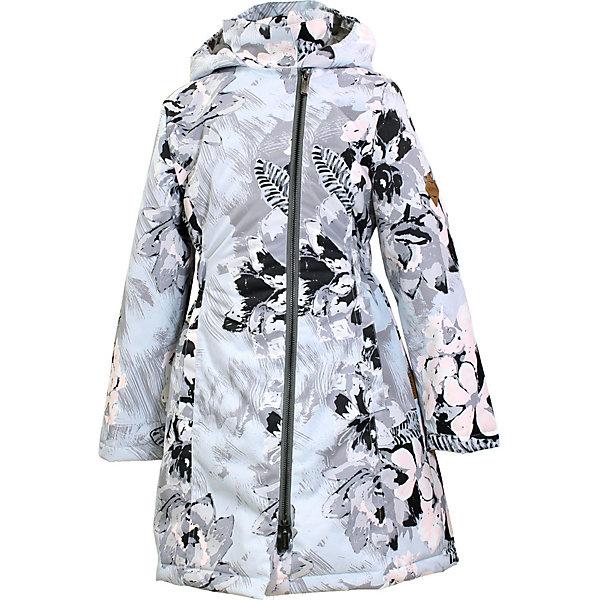 Купить Пальто LUISA HUPPA для девочки, Эстония, серый, 146, 152, 158/164, 164/170, 134, 170/176, 140, 128, Женский