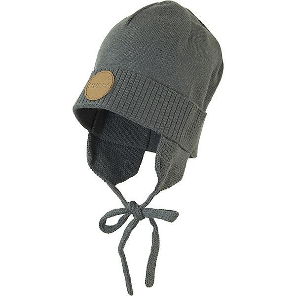 Купить Шапка BENNU HUPPA для мальчика, Эстония, серый, 51-53, 39-41, 55-57, 47-49, 43-45, Мужской