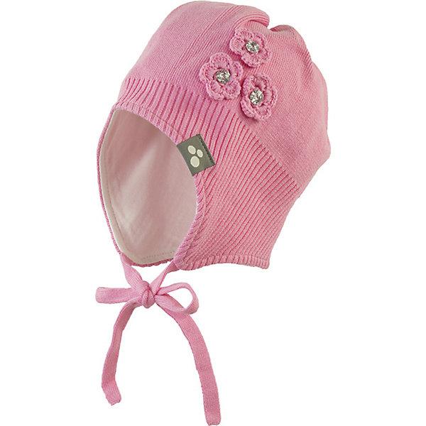 Купить Шапка LARA HUPPA для девочки, Эстония, розовый, 43-45, 55-57, 51-53, 47-49, Женский