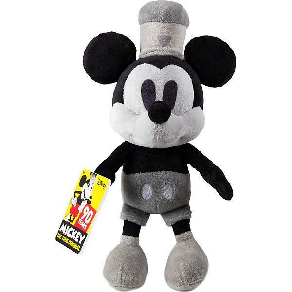 Фото - IMC Toys Мягкая игрушка Disney Микки Маус: Юбилейный, 20 см imc toys интерактивная мягкая игрушка imc toys disney mickey mouse микки и весёлые гонки минни маус