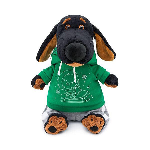 Budi Basa Мягкая игрушка Собака Ваксон в спортивном костюме, 25 см