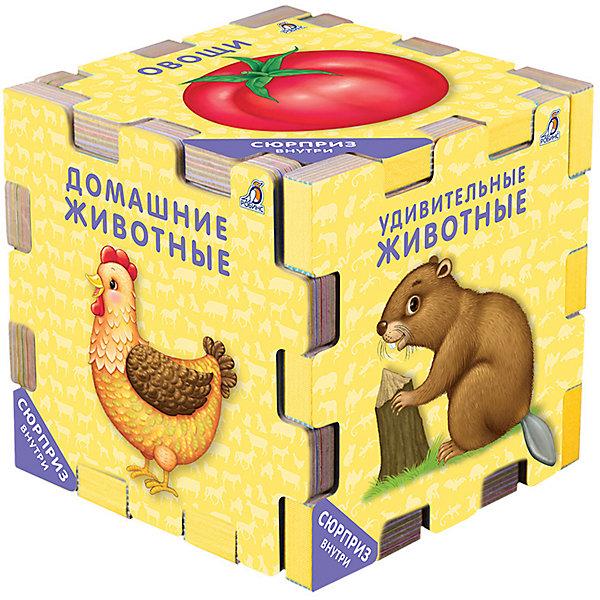 Робинс Книжный конструктор Робинс