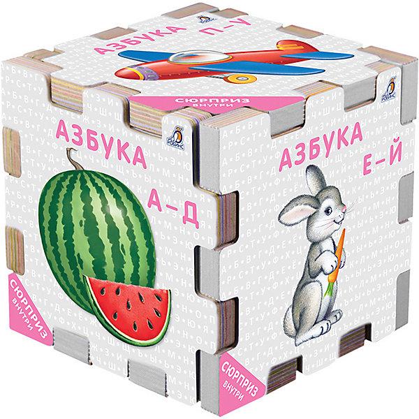 Робинс Книжный конструктор Азбука