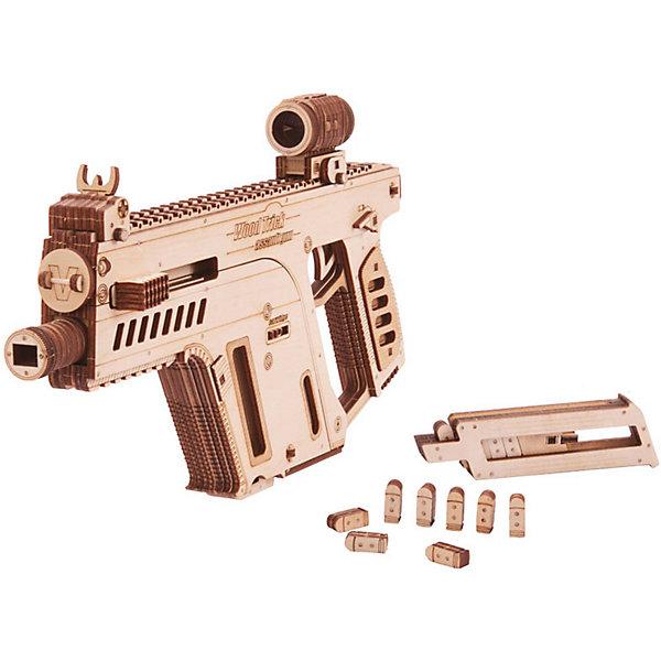Купить Механический 3D-пазл из дерева Wood Trick Штурмовая винтовка, Украина, Унисекс