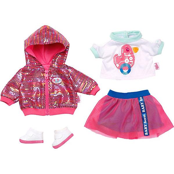 Одежда для куклы Zapf Creation Baby born Наряд прогулки по городу 10754502