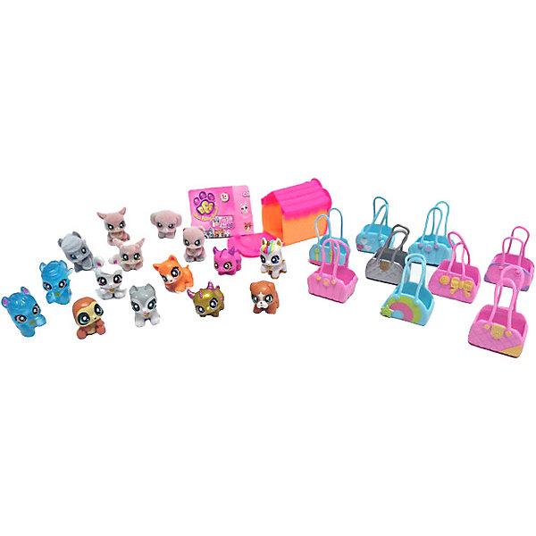 Купить Коллекционная фигурка Best Furry Friends с домиком и сумкой-переноской, в закрытой упаковке, Китай, разноцветный, Женский