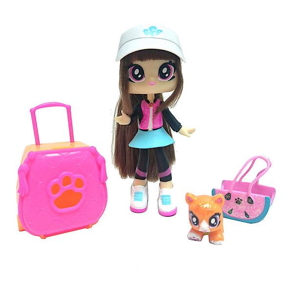Best Furry Friends Кукла с питомцем Cassandra & Dash