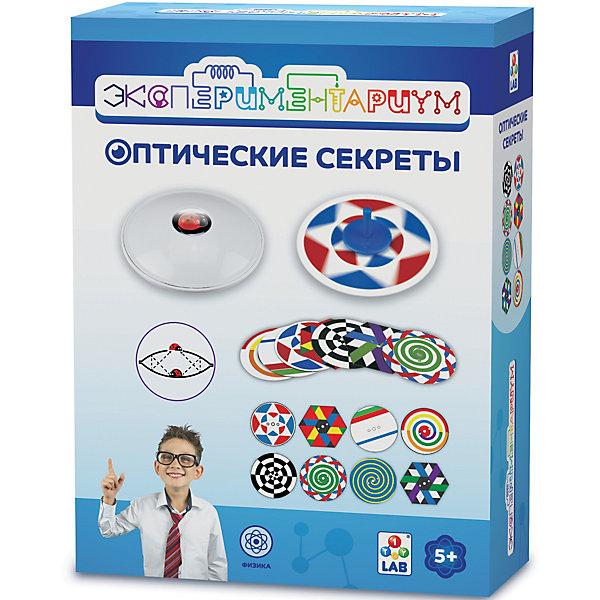 1Toy Набор Экспериментариум Оптические секреты