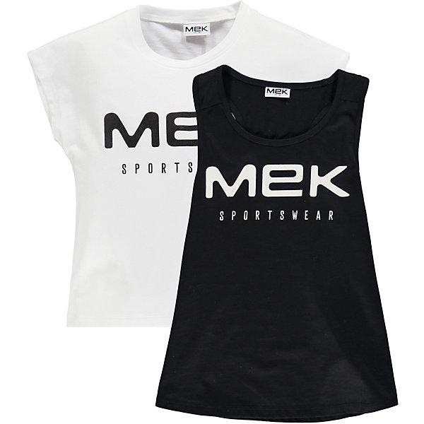 MEK Футболка MEK, 2 штуки