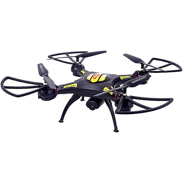Купить Квадрокоптер Mioshi Tech 3D Макси-дрон-27 на радиоуправлении, Китай, черный, Унисекс