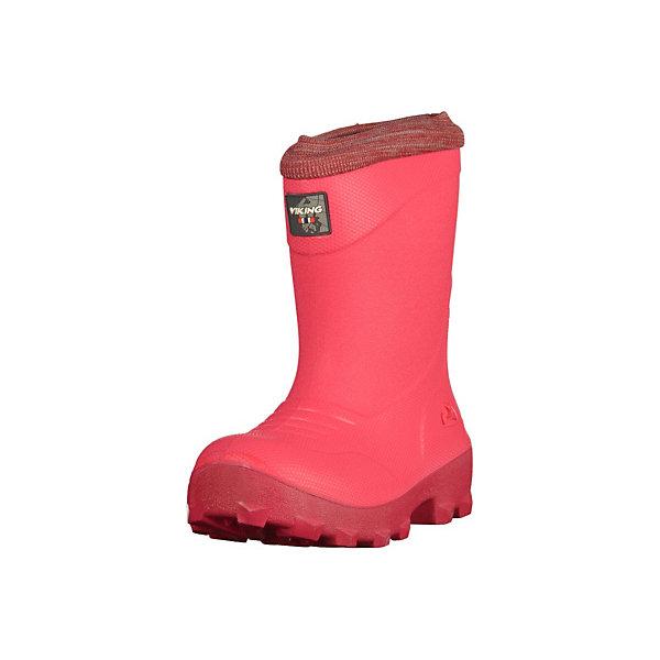 Купить Сапоги Frost Fighter Viking для девочки, Китай, розовый, 24, 27, 35, 30, 31, 34, 29, 28, 32, 33, 36, 25, 23, 26, 37, Женский