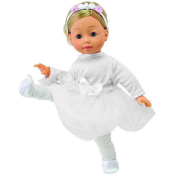 ABtoys Интерактивная кукла Abtoys Molly балерина, 40 см