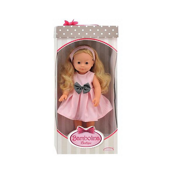 ABtoys Интерактивная кукла Abtoys Bambolina Boutique, 42 см