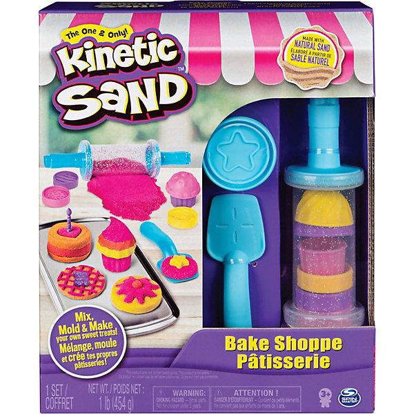 Spin Master Кинетический песок набор для лепки Пекарня