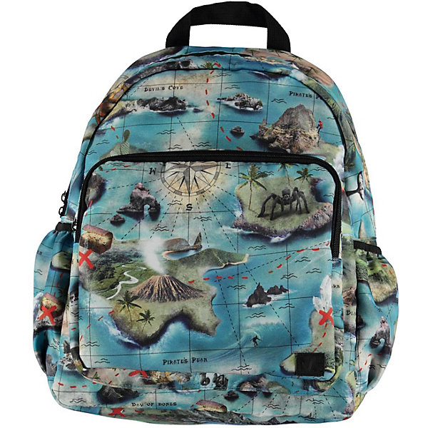 Купить Рюкзак Molo для мальчика, Китай, разноцветный, one size, Мужской