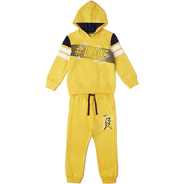 Купить Спортивный костюм Original Marines для мальчика, Бангладеш, желтый, 98, 152, 116, 104, 128, 164, 140, Мужской