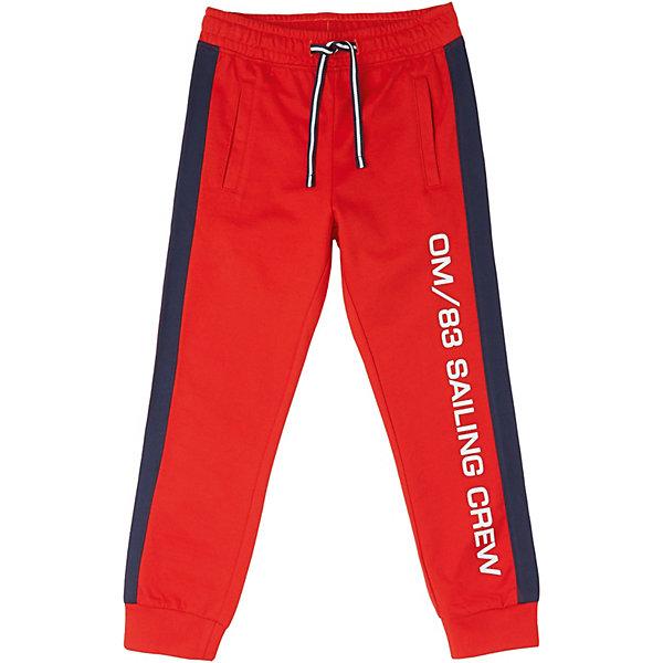Купить Брюки спортивные Original Marines для мальчика, Бангладеш, красный, 104, 152, 128, 116, 164, 140, 98, Мужской
