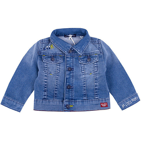 Купить Куртка джинсовая Original Marines для мальчика, Пакистан, синий, Мужской