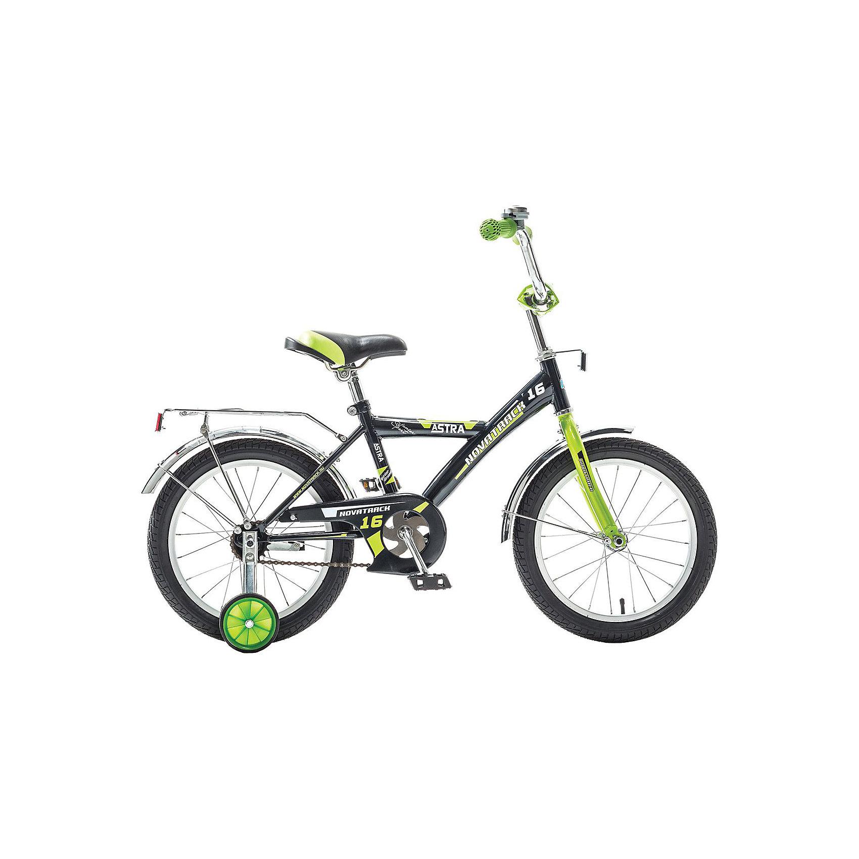 Фото 2 - Велосипед Novatrack Astra 16