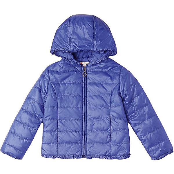 Купить Куртка Original Marines для девочки, Вьетнам, синий, 164, 128, 116, 140, 104, 98, 152, Женский
