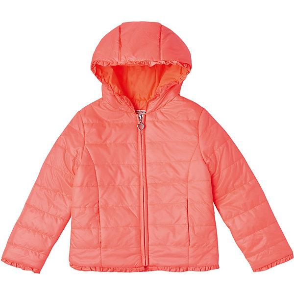 Купить Куртка Original Marines для девочки, Вьетнам, оранжевый, 98, 128, 140, 164, 104, 152, 116, Женский