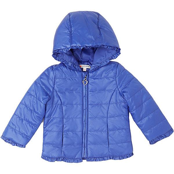 Купить Куртка Original Marines для девочки, Вьетнам, синий, 98, 74, 86, 80, 92, 68, Женский
