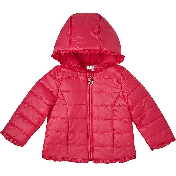 Купить Куртка Original Marines для девочки, Вьетнам, розовый, 74, 68, 86, 98, 80, 92, Женский