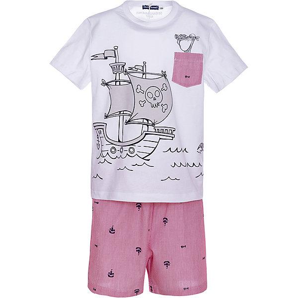 Пижама Original Marines для мальчикаПижамы и сорочки<br>Пижама Original Marines для мальчика<br>Состав:<br>100% хлопок