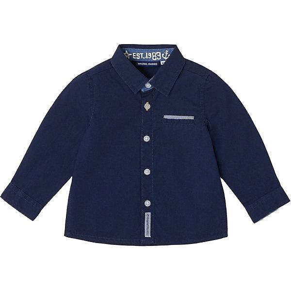 Купить Рубашка Original Marines, Бангладеш, синий, 74, 80, 86, 98, 92, Мужской