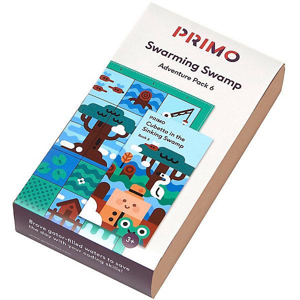 Primo Toys Карта для путешествий Болото