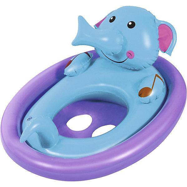 Bestway Лодочка для плавания Животные, слон