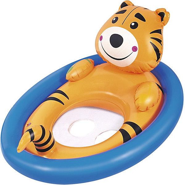Bestway Лодочка для плавания Животные, тигр
