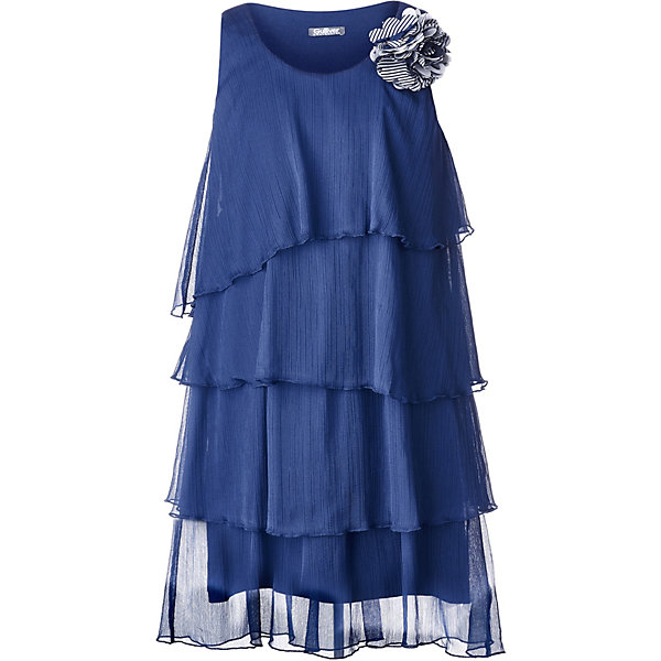 Нарядное платье Gulliver, Синий