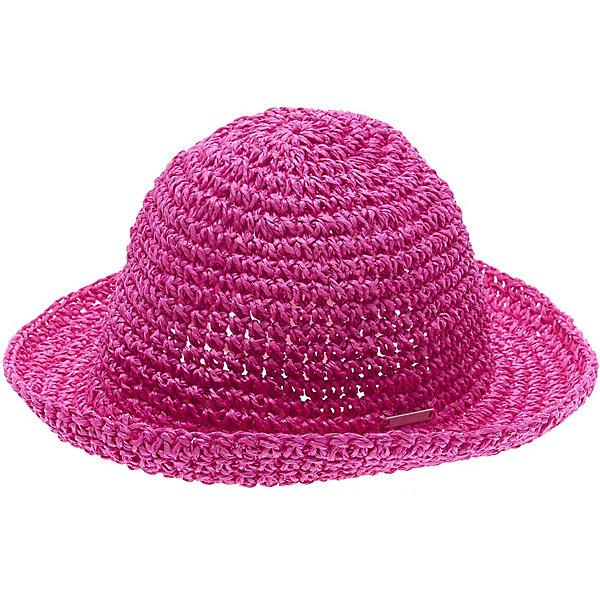 Купить Шляпа Gulliver для девочки, Китай, фуксия, 50-52, 52-54, Женский