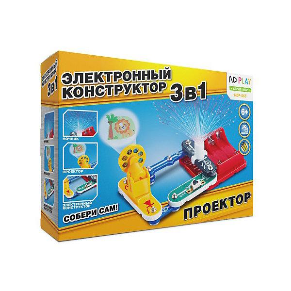Купить Электронный конструктор ND Play Проектор, Китай, разноцветный, Унисекс