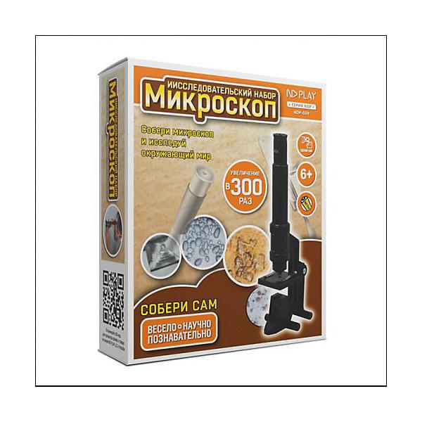 Исследовательский набор ND Play Микроскоп