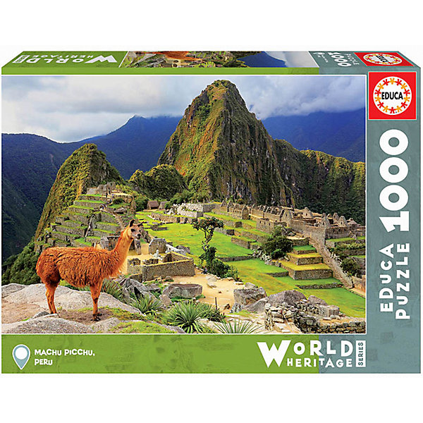 Educa Пазл Мачу-Пикчу, Перу, 1000 деталей