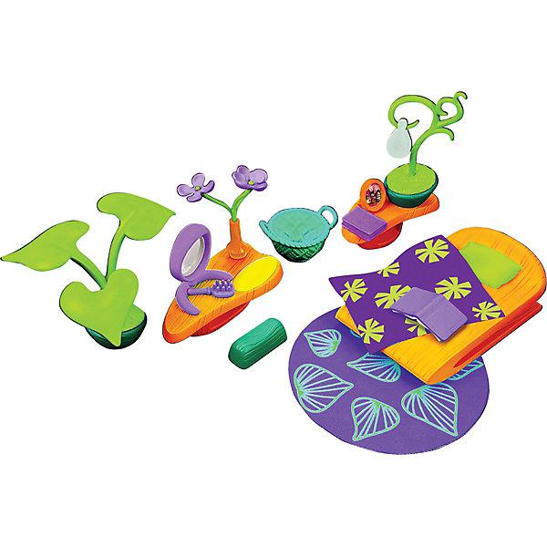 Monchhichi Набор мебели Спальня, с фиолетовым ковром