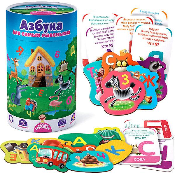 """Картинка для """"Азбука для самых маленьких"""" Vladi Toys, в тубусе"""