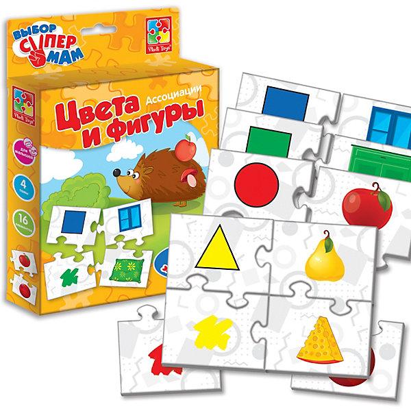 Vladi Toys Ассоциации Цвета и фигуры