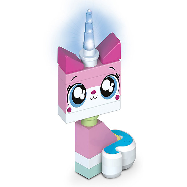 Мини фигура лампа LEGO Movie 2: Unikitty