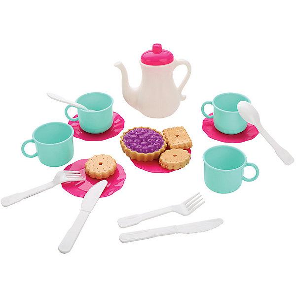 Mary Poppins Набор посуды и продуктов Mary Poppins с аксессуарами набор посуды mary poppins корона 13 предметов фарфоровая 453013