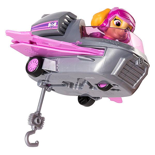 Купить Самолет спасателя и щенок Spin Master Щенячий патруль Скай, Китай, разноцветный, Унисекс