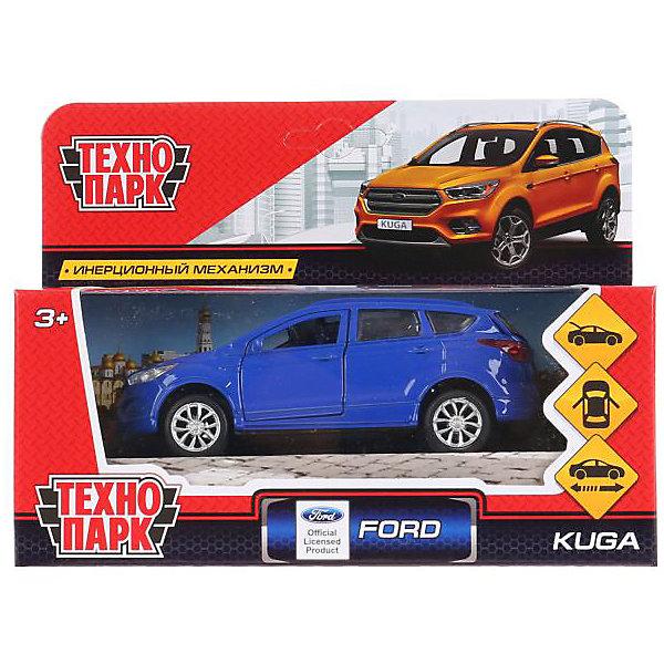 ТЕХНОПАРК Машина Технопарк Ford Kuga, 12 см, инерционная