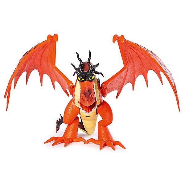 Spin Master Игрушка Dragons «Драконы», Кривоклык с подвижными крыльями