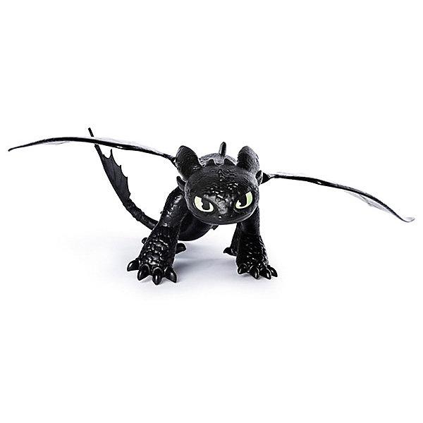 Spin Master Игрушка Dragons «Драконы», Беззубик с подвижными крыльями