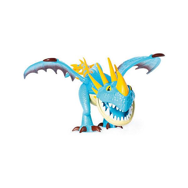 Купить Игрушка Spin Master Dragons Большая фигурка дракона Змеевика, со звуковыми и световыми эффектами, Китай, разноцветный, Унисекс
